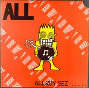 All, Allroy Sez (LP)