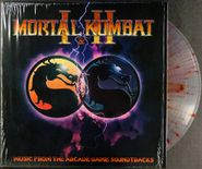 Dan Forden, Mortal Kombat I and II : Music From The Arcade Game Soundtracks [Red Fatality Vinyl] (LP)