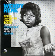 Wendy Rene, After Laughter Comes Tears: Complete Stax & Volt Singles + Rarities 1964-65 (LP)