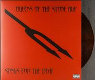 Queens Of The Stone Age, Songs For The Deaf [Vinyl Me Please Red and Black Marbled Vinyl Issue] (LP)