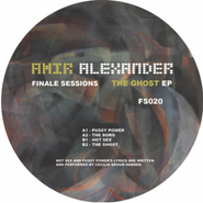 "Amir Alexander, The Ghost EP (12"")"