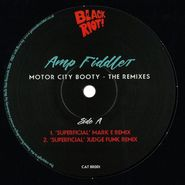 "Amp Fiddler, Motor City Booty (The Remixes) (12"")"
