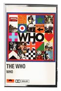 The Who, WHO (Cassette)