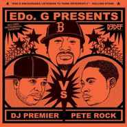 Edo G, DJ Premier Vs Pete Rock (CD)