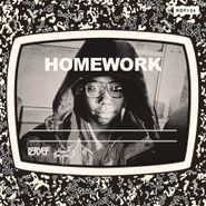 "Kev Brown, Homework [Bonus 7""] (LP)"