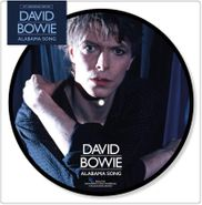 "David Bowie, Alabama Song [Picture Disc] (7"")"