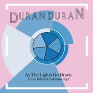 Duran Duran, As The Lights Go Down (Live Oakland Coliseum '84) [Record Store Day Colored Vinyl] (LP)