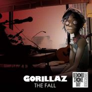 Gorillaz, The Fall [Record Store Day Green Vinyl] (LP)