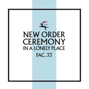 "New Order, Ceremony [Version 2] (12"")"