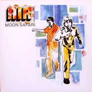 Air, Moon Safari [20th Anniversary Edition] (LP)