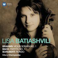 Lisa Batiashvili, Brahms / Bach / Schubert: Sonatas (CD)