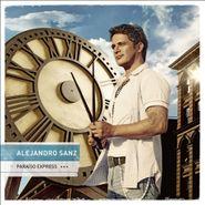 Alejandro Sanz, Paraíso Express (LP)