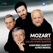Wolfgang Amadeus Mozart, Mozart: The Last String Quartets (CD)