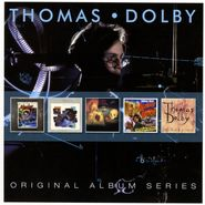 Thomas Dolby, Original Album Series (CD)