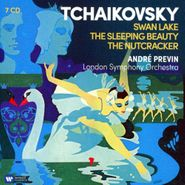 Peter Il'yich Tchaikovsky, Swan Lake / The Sleeping Beauty / The Nutcracker (CD)