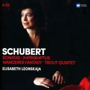 Elisabeth Leonskaja, Schubert: Piano Masterworks [Box Set] (CD)