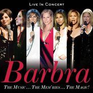 Barbra Streisand, The Music...The Mem'ries...The Magic! (CD)