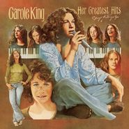 Carole King, Her Greatest Hits: Songs Of Long Ago (LP)