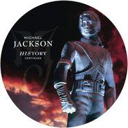 Michael Jackson, HIStory: Continues [Picture Disc] (LP)