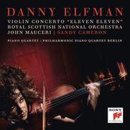 """Danny Elfman, Elfman: Violin Concerto """"Eleven Eleven"""" (CD)"""