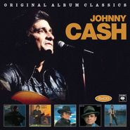 Johnny Cash, Original Album Classics (CD)