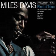 Miles Davis, Kind Of Blue [Blue Vinyl] (LP)
