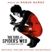 Roque Baños, The Girl In The Spider's Web [OST] (CD)