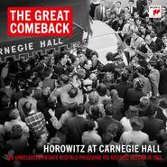 Vladimir Horowitz, The Great Comeback [Box Set] (CD)