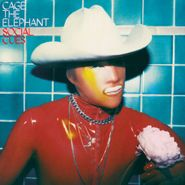 Cage The Elephant, Social Cues [Green Vinyl] (LP)