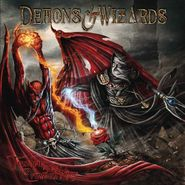 Demons & Wizards, Touched By The Crimson King (CD)