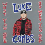 Luke Combs, What You See Is What You Get (LP)