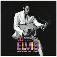 Elvis Presley, Live At The International Hotel, Las Vegas, Nevada, August 26, 1969 (LP)