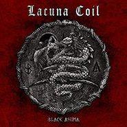 Lacuna Coil, Black Anima [Pink Vinyl] (LP)