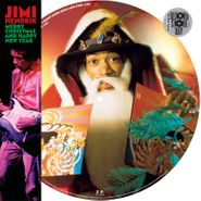 "Jimi Hendrix, Merry Christmas & Happy New Year [Black Friday Picture Disc] (12"")"