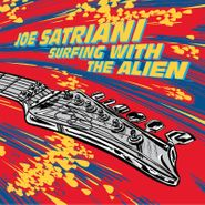Joe Satriani, Surfing With The Alien [Black Friday Colored Vinyl] (LP)
