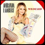 Miranda Lambert, Wildcard [Red Vinyl] (LP)