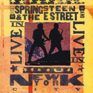 Bruce Springsteen, Live In New York City (LP)