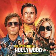 Various Artists, Once Upon A Time In Hollywood [OST] [Translucent Orange Vinyl] (LP)
