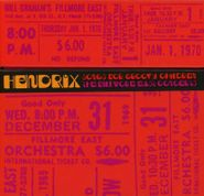 Jimi Hendrix, Songs For Groovy Children: The Fillmore East Concerts [Box Set] (CD)