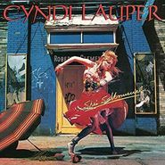 Cyndi Lauper, She's So Unusual (LP)