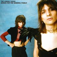 The Lemon Twigs, Songs For The General Public (CD)