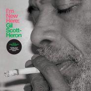 Gil Scott-Heron, I'm New Here [10th Anniversary Edition] (CD)