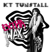 "KT Tunstall, Extra Wax [Record Store Day Pink Vinyl] (7"")"