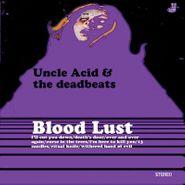 Uncle Acid & The Deadbeats, Blood Lust [Gold Sparkle Vinyl] (LP)