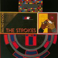 The Strokes, Room On Fire [Red/Yellow Vinyl] (LP)