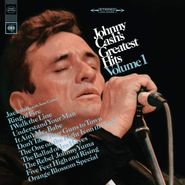 Johnny Cash, Johnny Cash's Greatest Hits Vol. 1 (LP)