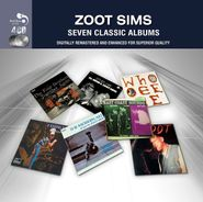 Zoot Sims, Seven Classic Albums (CD)