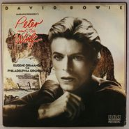 David Bowie, David Bowie Narrates Prokofiev's Peter And The Wolf [Green Vinyl] (LP)