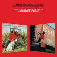 Jimmy Smith, Back At The Chicken Shack + Midnight Special (CD)