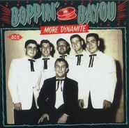 Various Artists, Boppin' By The Bayou-More Dynamite (CD)